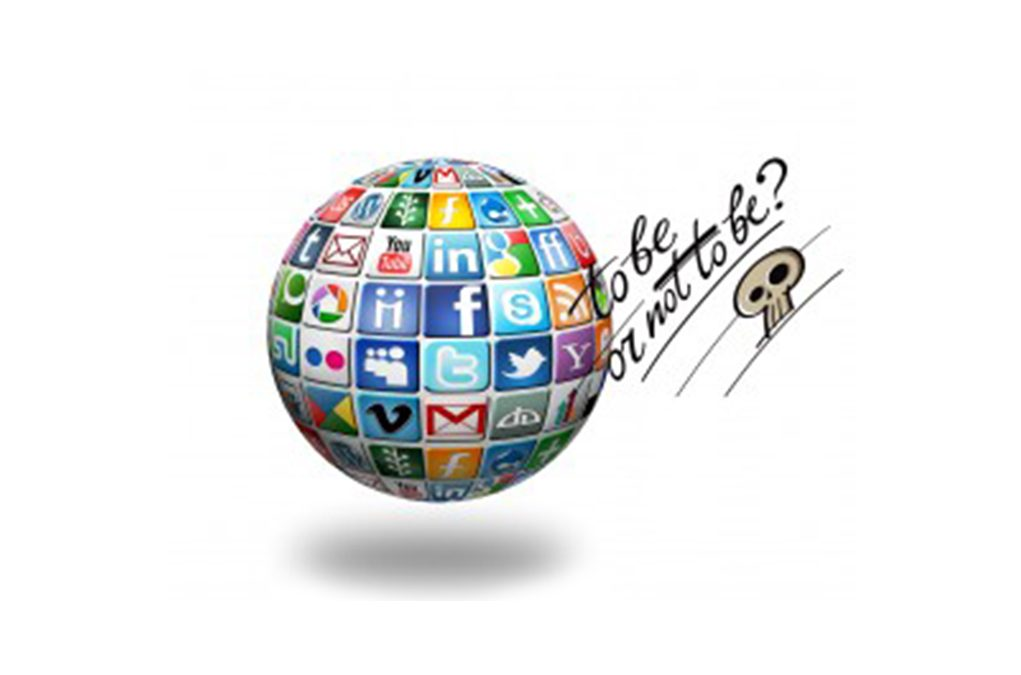 Redes sociales «to be or not to be»