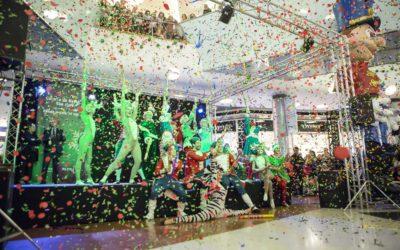 Marineda City enciende la Navidad
