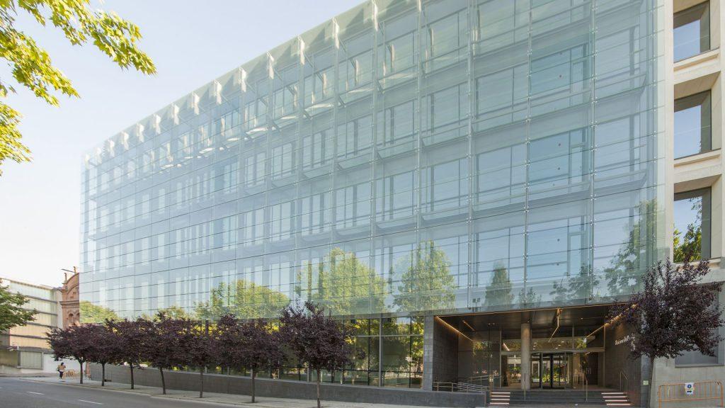 Edificio sostenible BREEAM