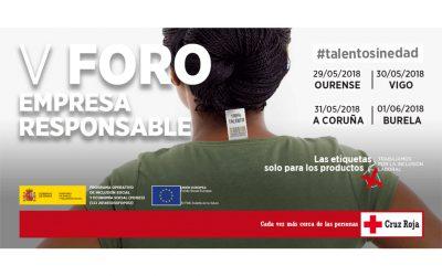 V Foro de Empresa Responsable de Cruz Roja en Galicia