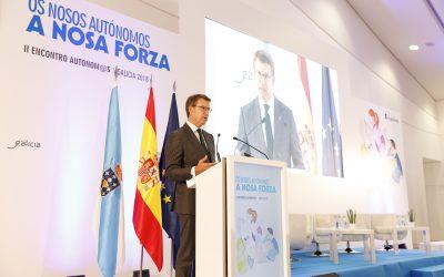 II Encontro Autónom@s de Galicia 2018