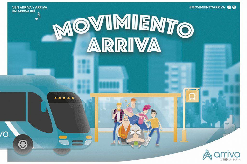 #MovimientoArriva