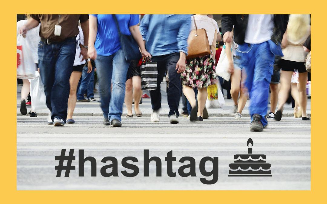 Hashtag: 13 años de trabajo comunicativo y social